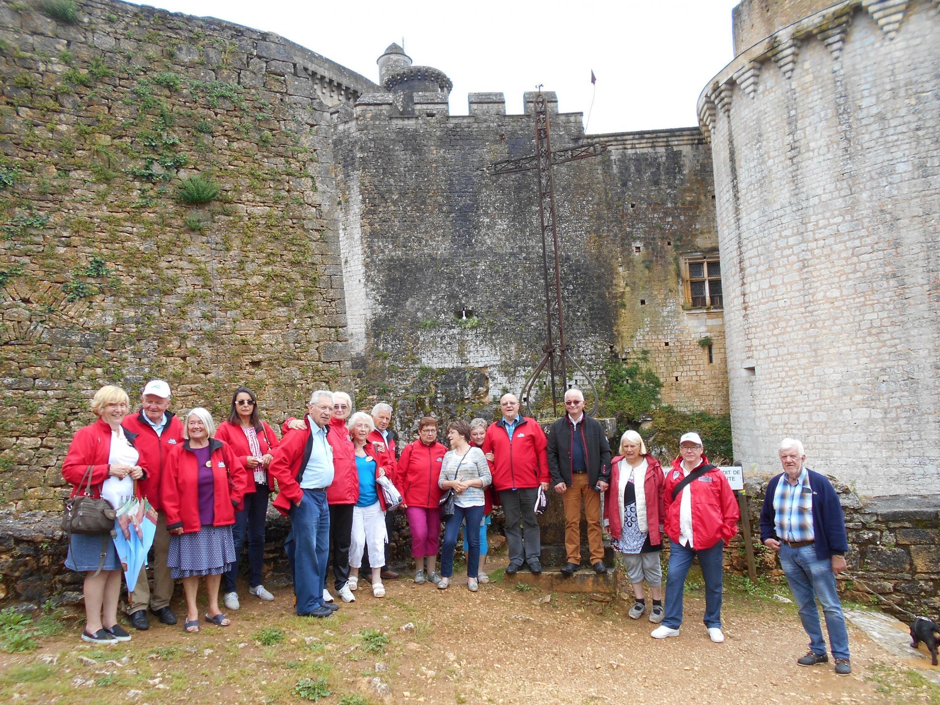 Château de Bonaguil - LOT