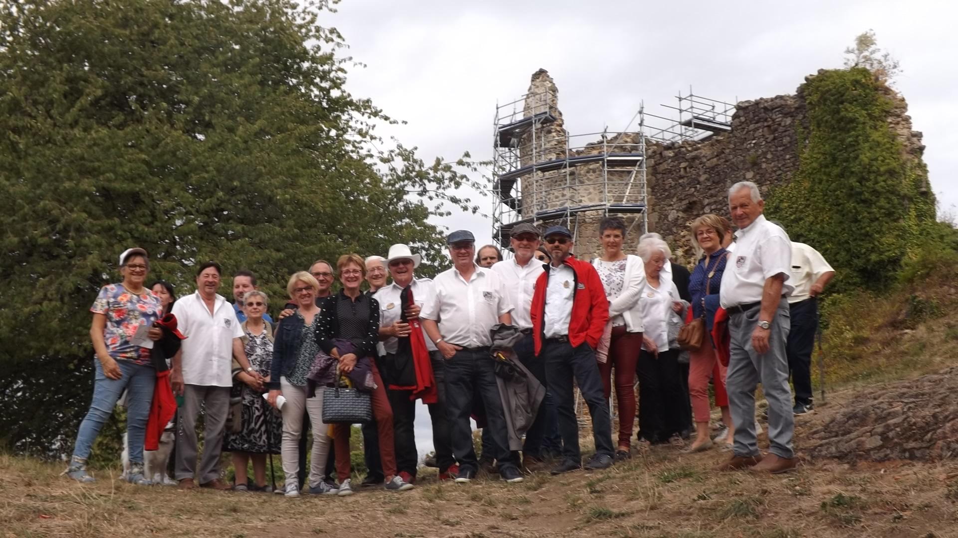 Patrimoine 2019 - Château Montgilbert