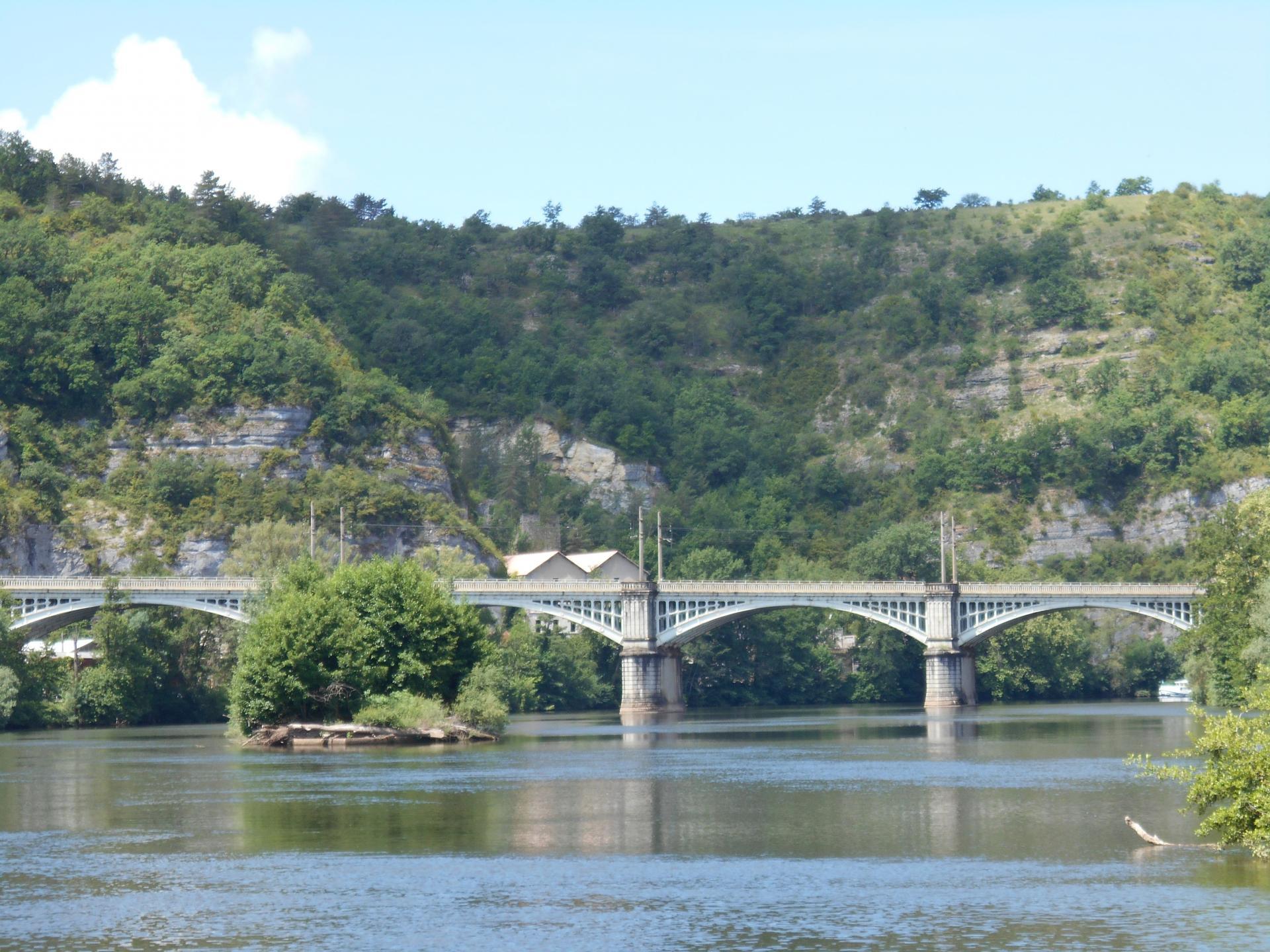 Juin 2017 - A la découverte de Cahors