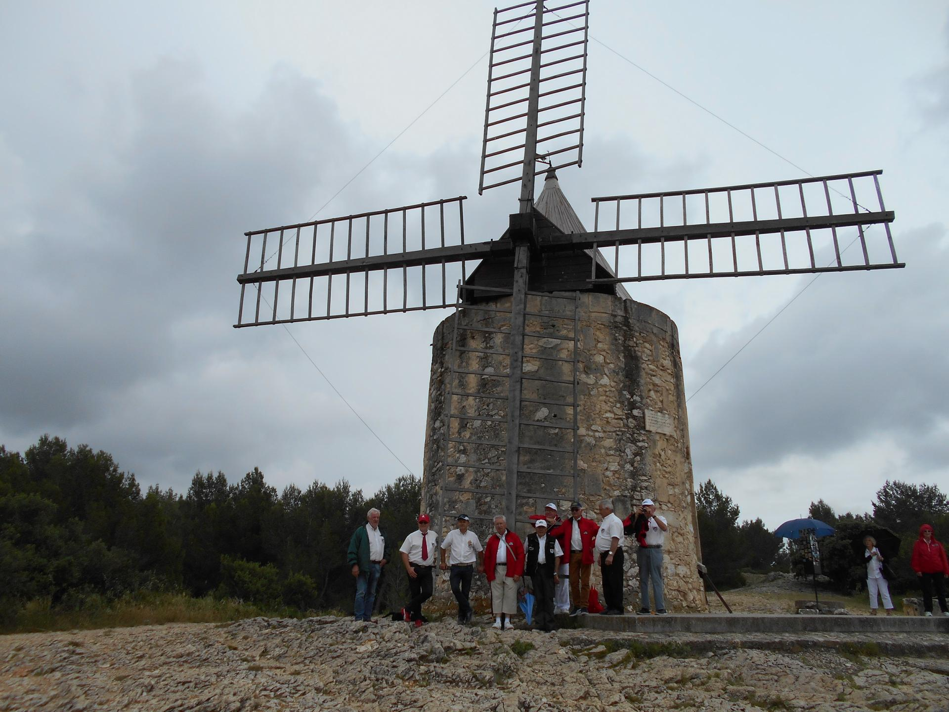 Jeudi 7 juin - Le moulin entier, c'est mieux - non ?